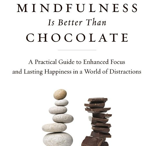 Why my new book is NOT called 'Mindfulness is Better than Sex'