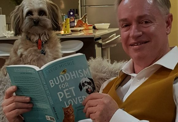 New book!  Buddhism for Pet Lovers.  Read the introduction here!