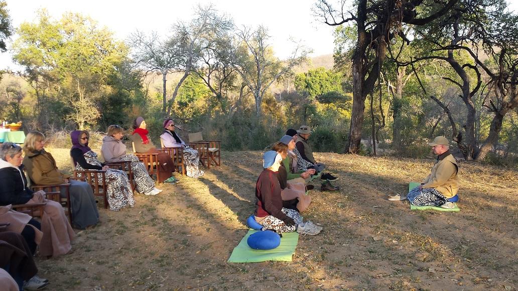 Mindful Safari Meditation 2