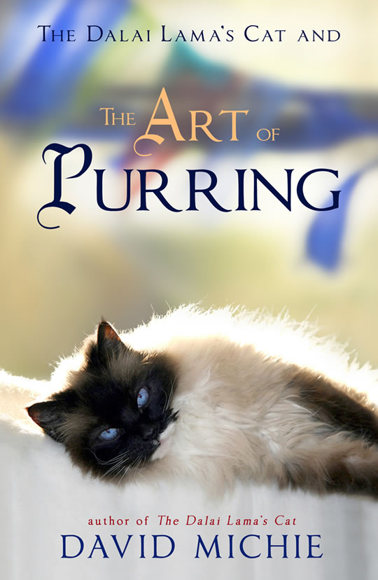 Read the first few pages of 'The Art of Purring'…