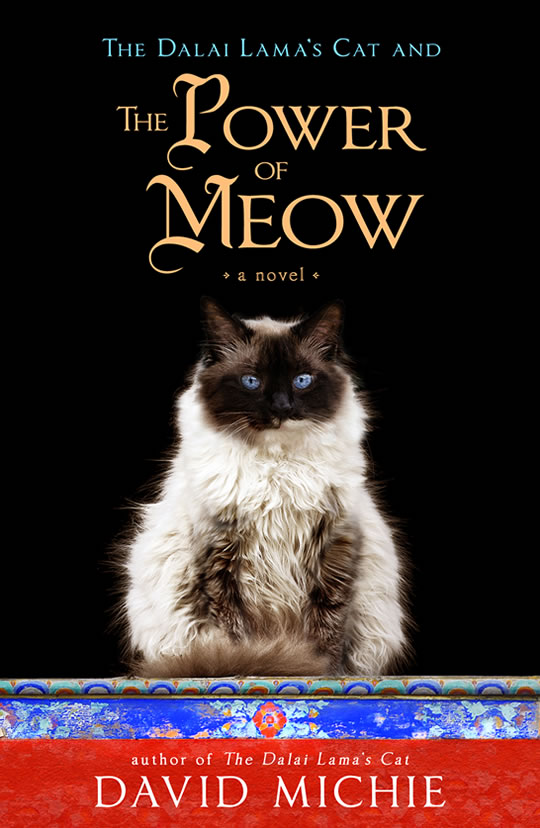 Read the Prologue and Chapter One of 'The Power of Meow'