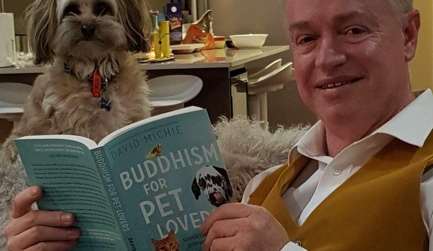 Buddhism for Pet Lovers.  Read the introduction here!