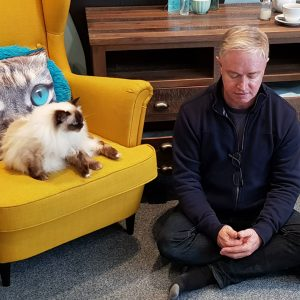 Try this experiment: be mindfully present for your pet