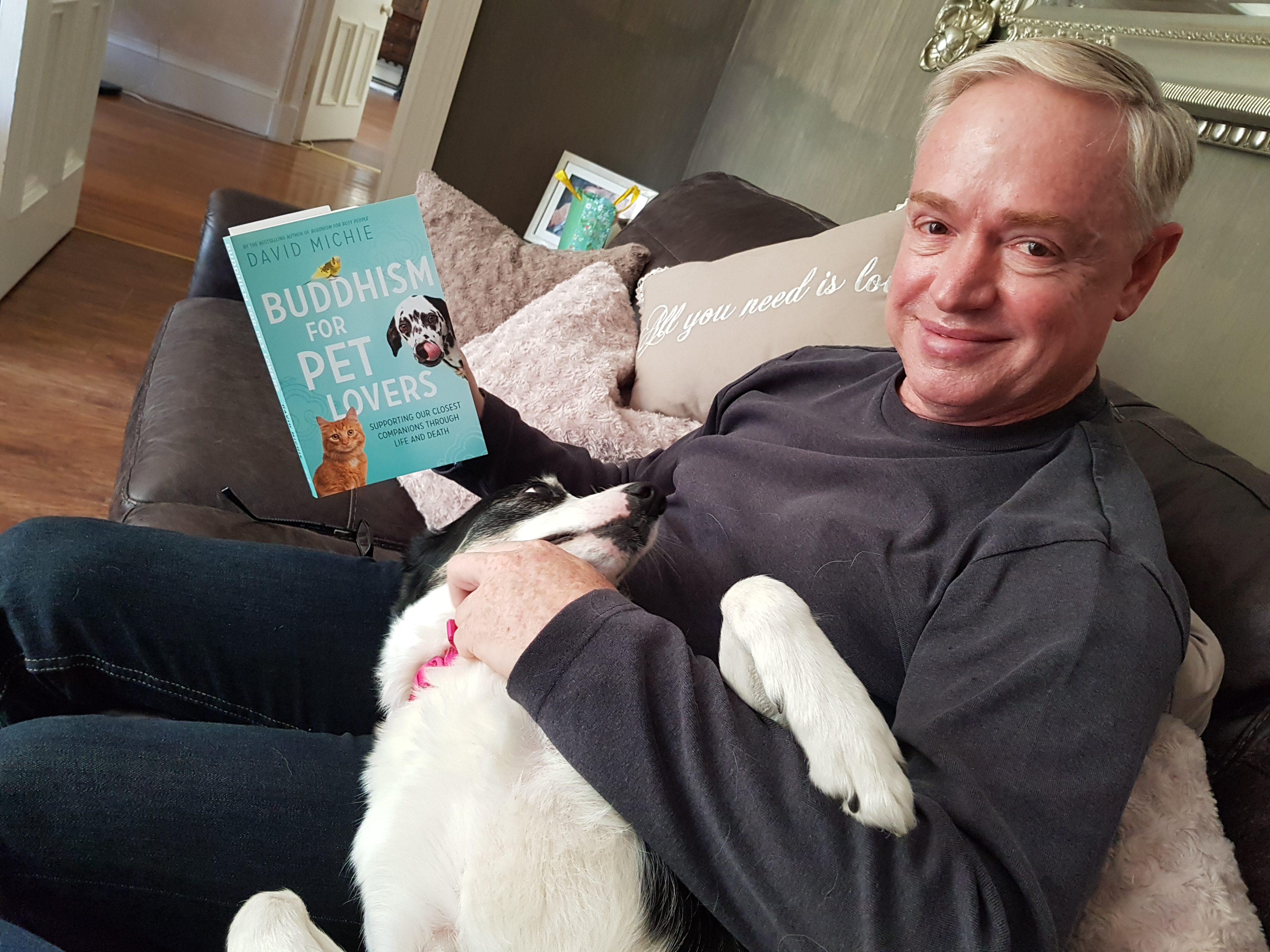 Buddhism for Pet Lovers – David Michie