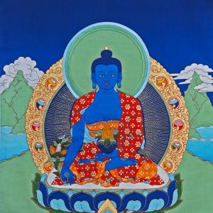 A few words on Medicine Buddha