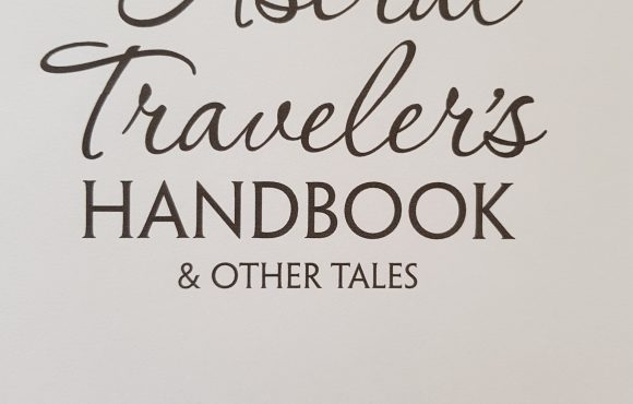 The Big Reveal – Drum Roll! – Cover of The Astral Traveler's Handbook!