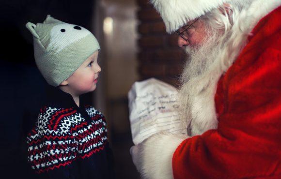 "The Santa Clause-like ""me"""